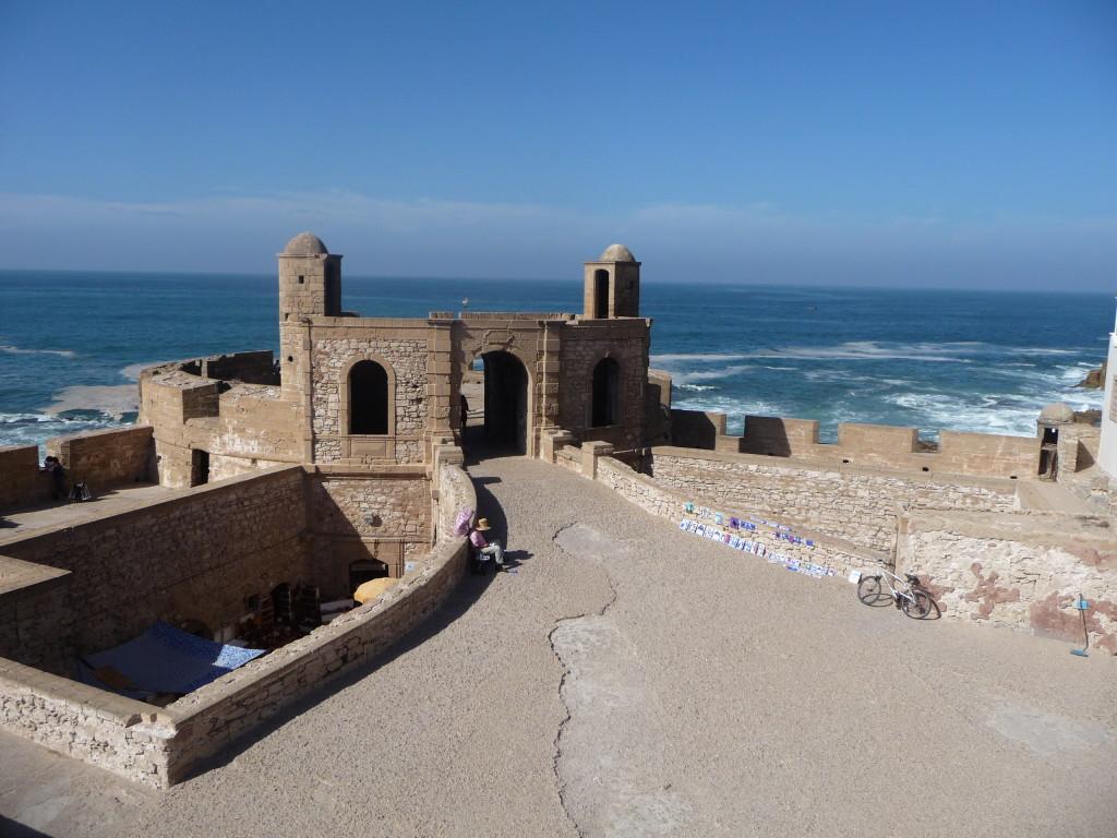 Pevnosť v Essaouire