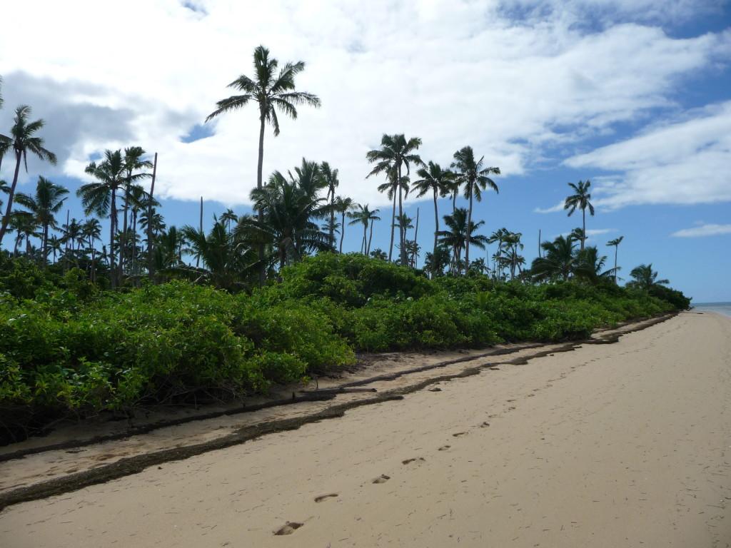 Tonga - Ostrov Pangaimotu