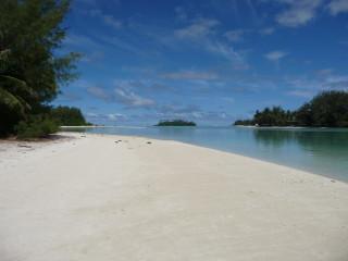 Pláž Muri na Rarotonge
