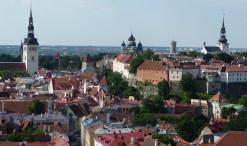 Panoráma Tallinnu