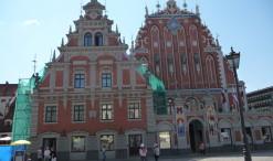 Dom Čiernohlavcov v Rige
