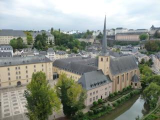 Opátstvo Neumünster a Chrám sv. Jána