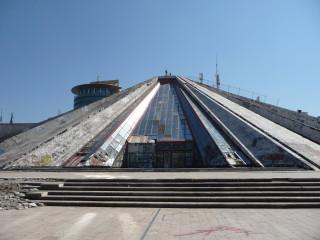 Medzinárodné centrum kultúry - Pyramída