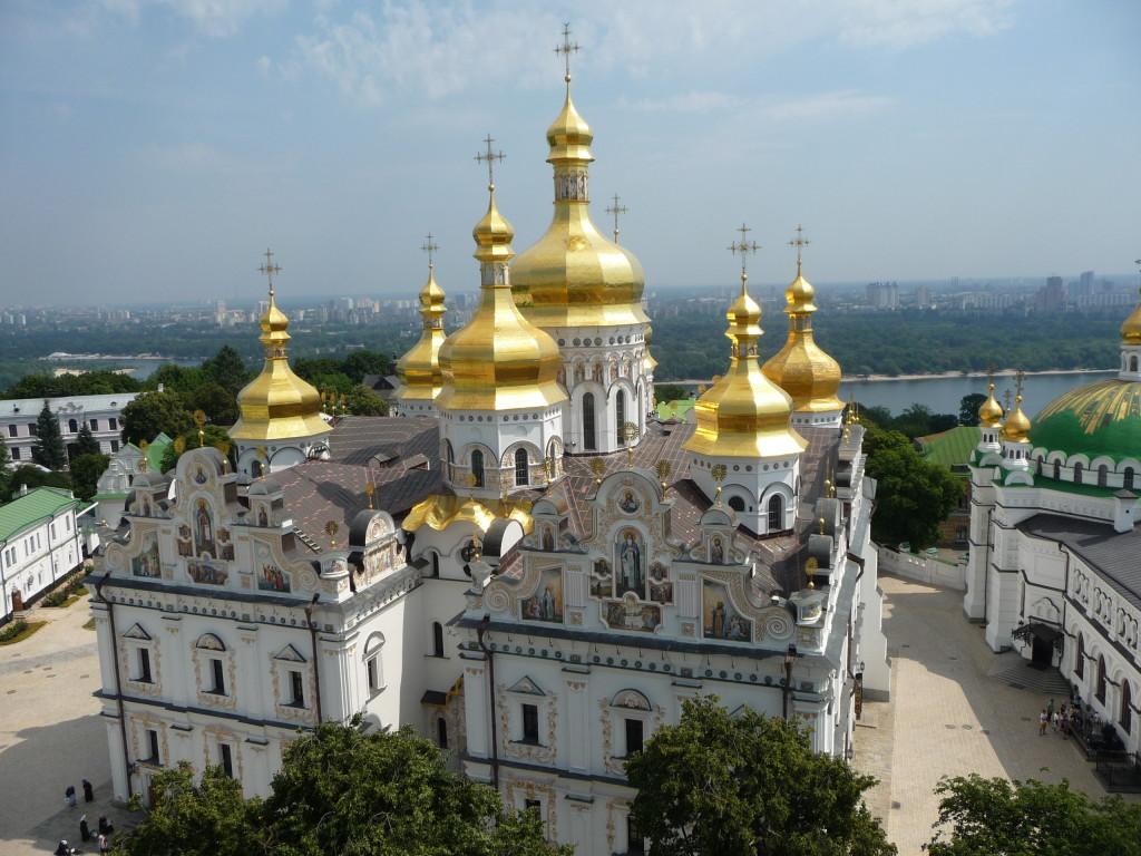 Katedrála uspania v Kyjevsko-Pečerskom kláštore