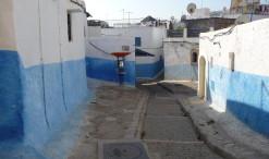 Udájska Kasba v Rabate
