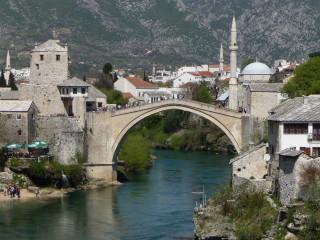 Most v Mostare