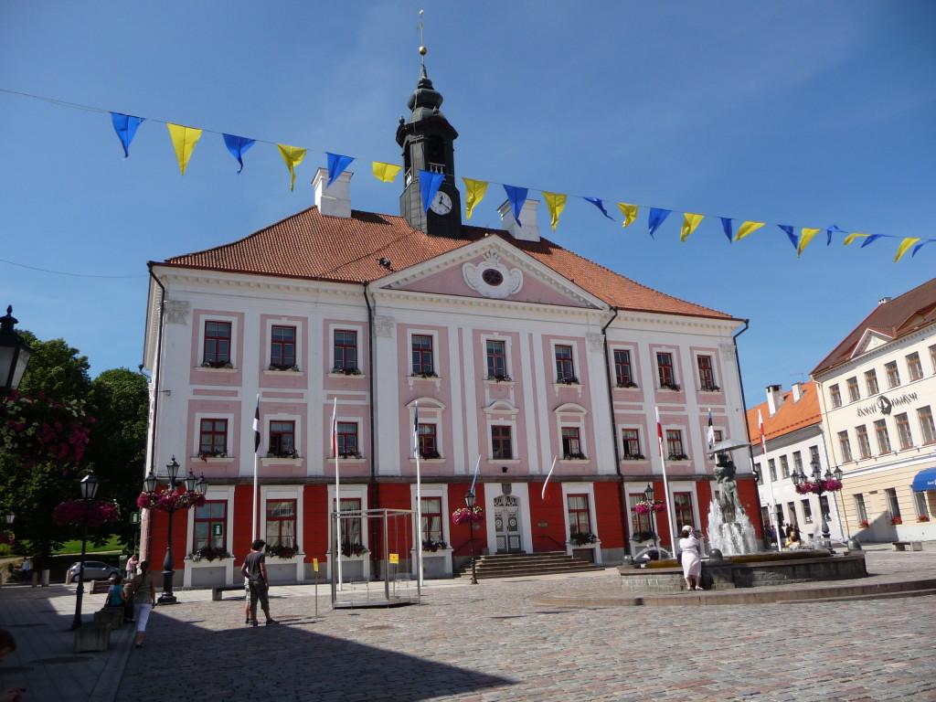 Radnica v Tartu