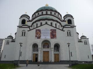 Chrám sv. Sávu v Belehrade