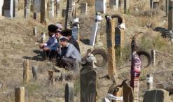 Cintorín v dedinke Nohur