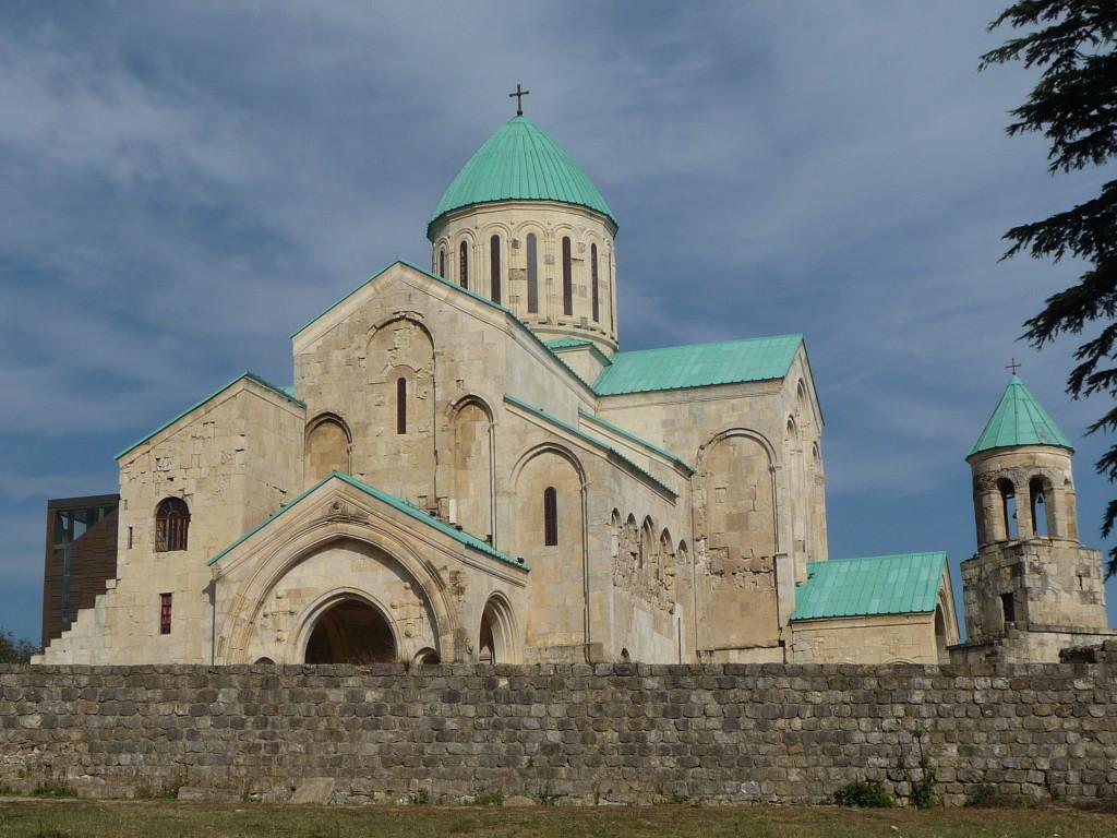 Bagratova katedrála v Kutaisi