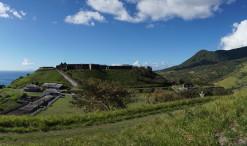 Pevnosť Brimstone Hill na ostrove Svätý Krištof
