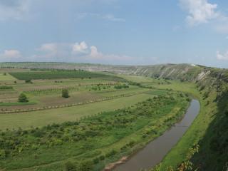 Údolie Starého Orhei
