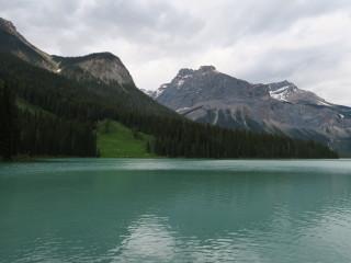 Smaragdové jazero v národnom parku Yoho