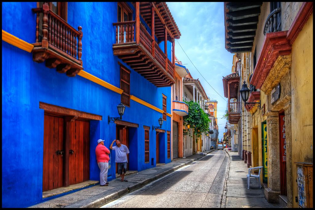 Cartagena, Kolumbia (zdroj: Wikipedia)