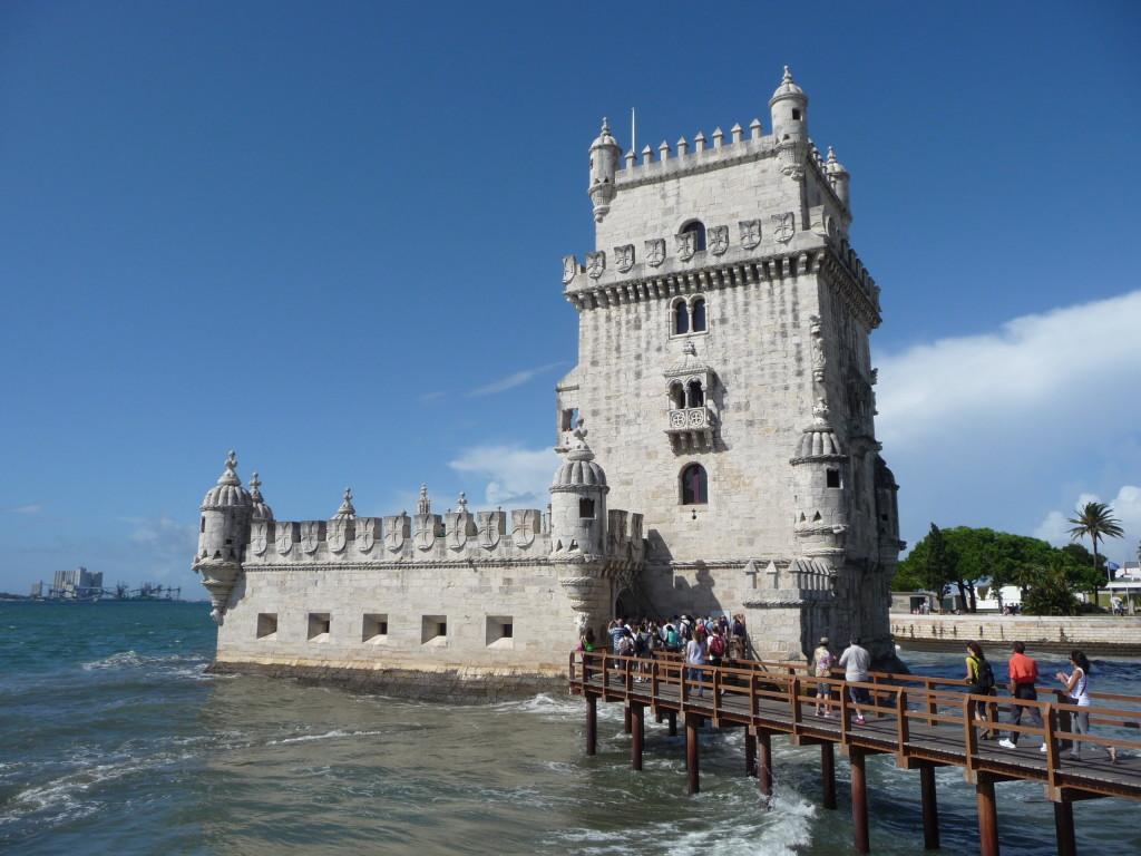 Veža Belém v Lisabone