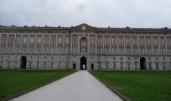 Kráľovský palác v Caserte