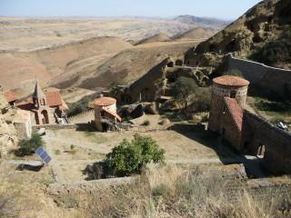 Kláštor Davida Garedžu v Gruzínsku