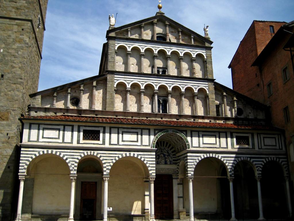 Duomo v Pistoii (zdroj: Wikipedia)