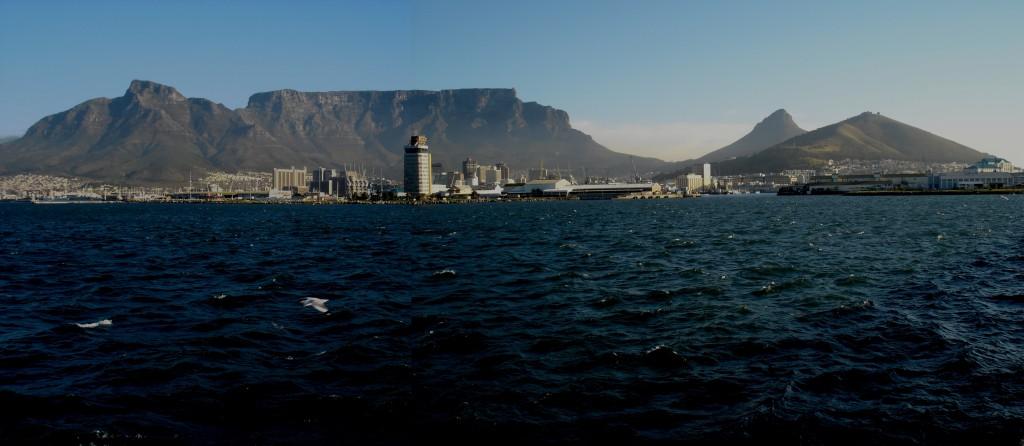 Stolová hora za Kapským mestom (zdroj: Wikipedia)