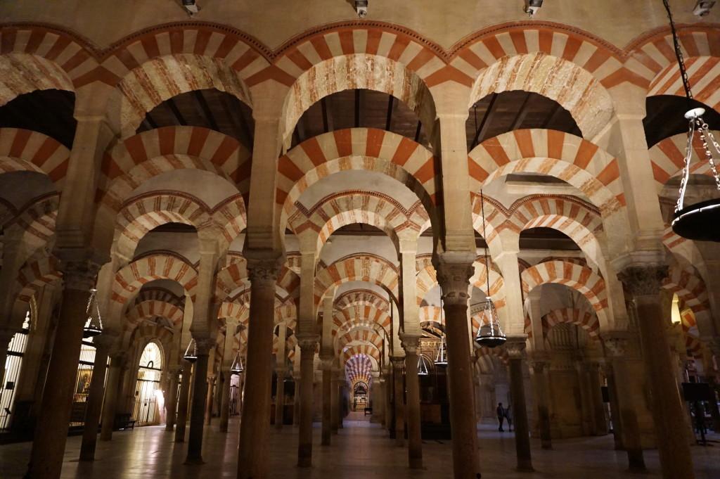 La Mezquita - Katedrála v Córdobe, bývalá mešita