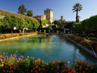 Alcázar de los Reyes Cristianos - Kráľovský palác v Córdobe