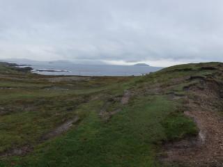 Pobrežie na najsevernejšom pobreží Írska