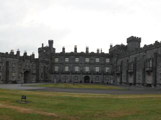 Normanský hrad v Kilkenny