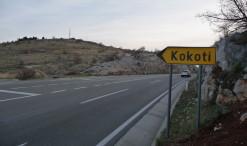 Jedna z prímestských oblastí Podgorice