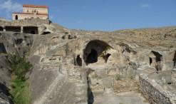 Uplisciche - gruzínske mesto vytesané do kameňa