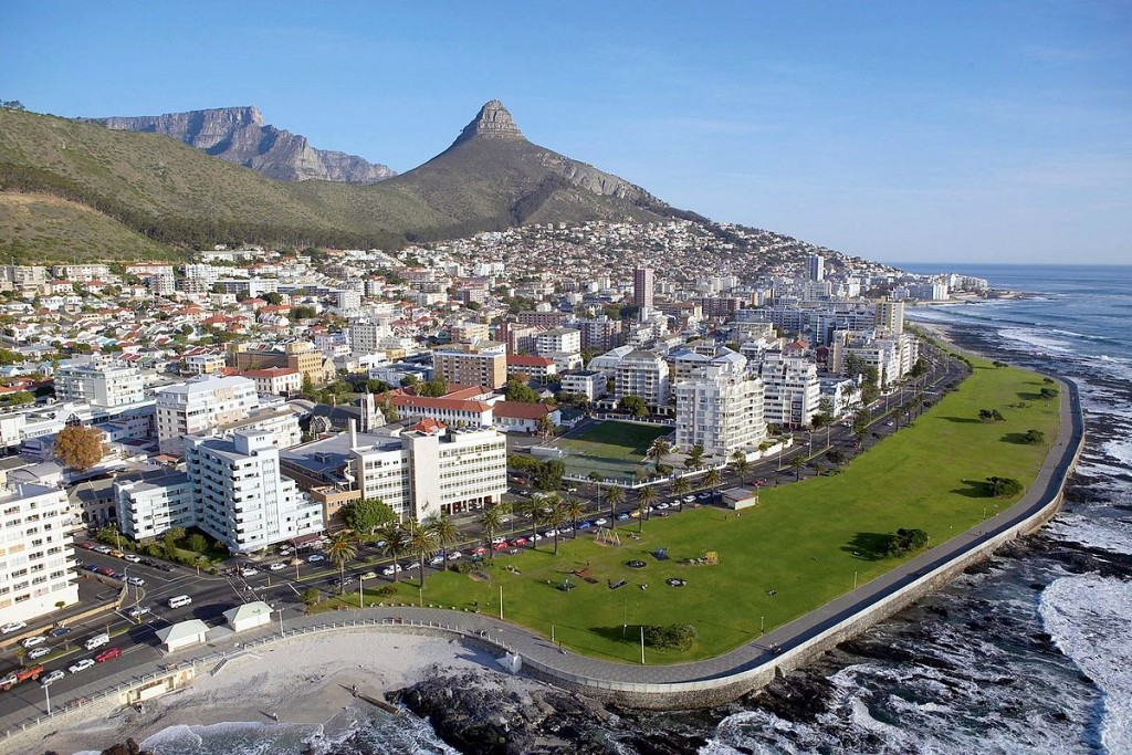 Kapské mesto (Zdroj: Wikipedia.org)