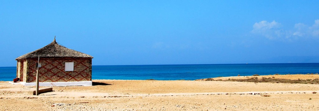 Ostrov Hut Moucha v Džibutsku (Zdroj: Nationsonline.org)