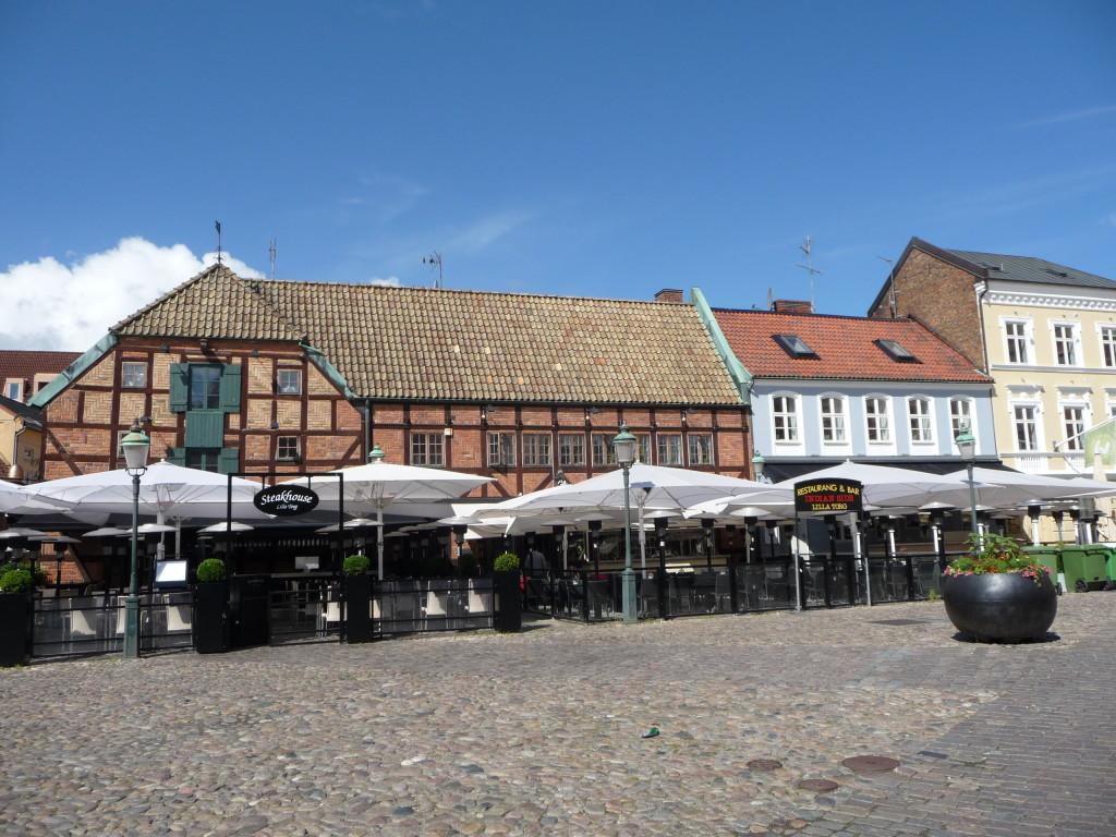 Malé námestie v Malmö