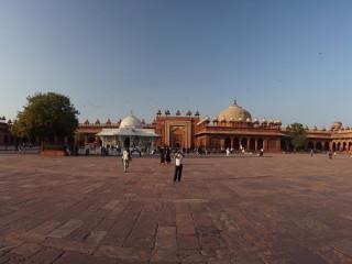 Veľká Mešita zhromaždenia (Jama Masjid - Džama Masdžid) vo Fatehpur Sikri