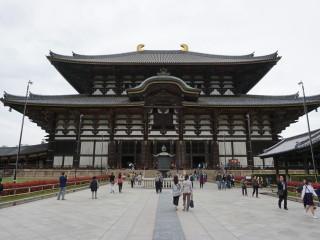 Chrám Tódaj-dži v Nare - najväčšia drevená budova sveta
