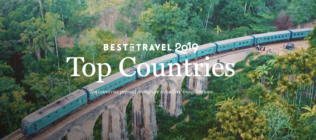 Best in Travel - Lonely Planet