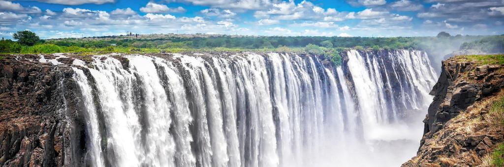 Viktóriine vodopády (Zdroj: victoriafallstourism.org)